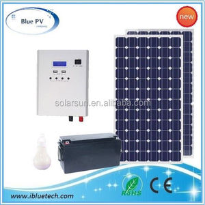 solar home system kit solar photovoltaic