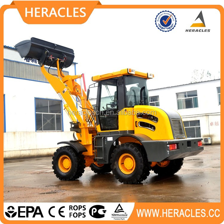 most popular design high quality mini wheel loaders