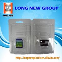 OEM Custom Blister packaging for Micro Sd Card