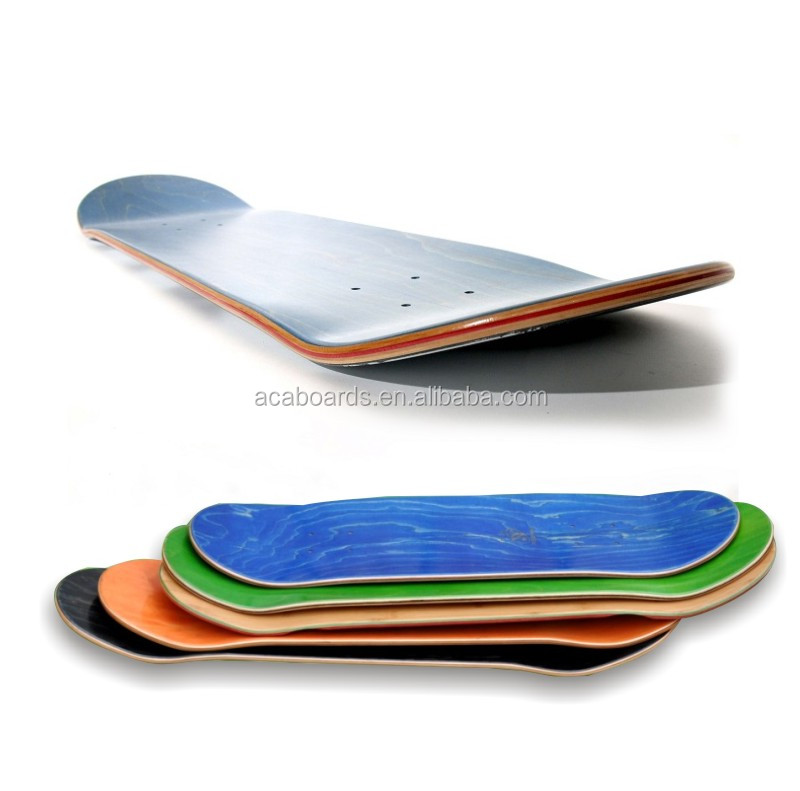 wholesale skateboard Cnanadian maple skateboard carbon fiber skateboard