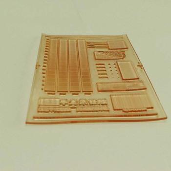 Similar Dupon Rubber Letterpress Flexo Photopolymer Printing Plate
