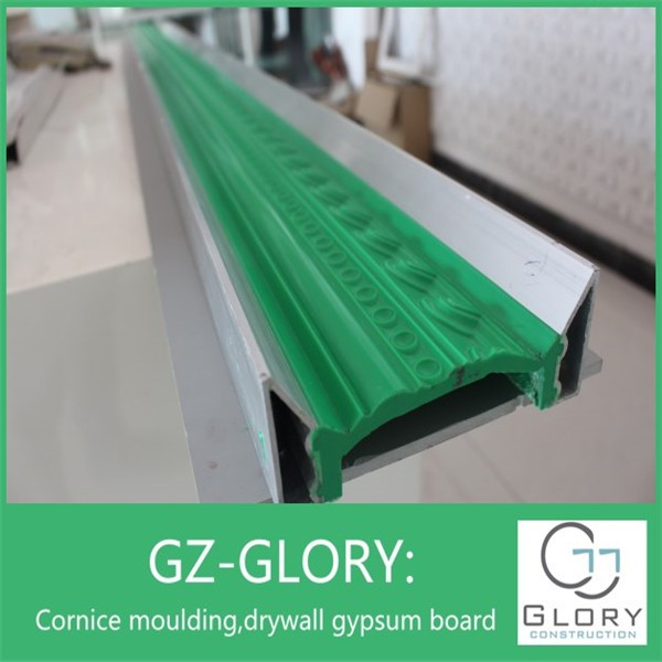 aluminum mold for gypsum moulding cornice