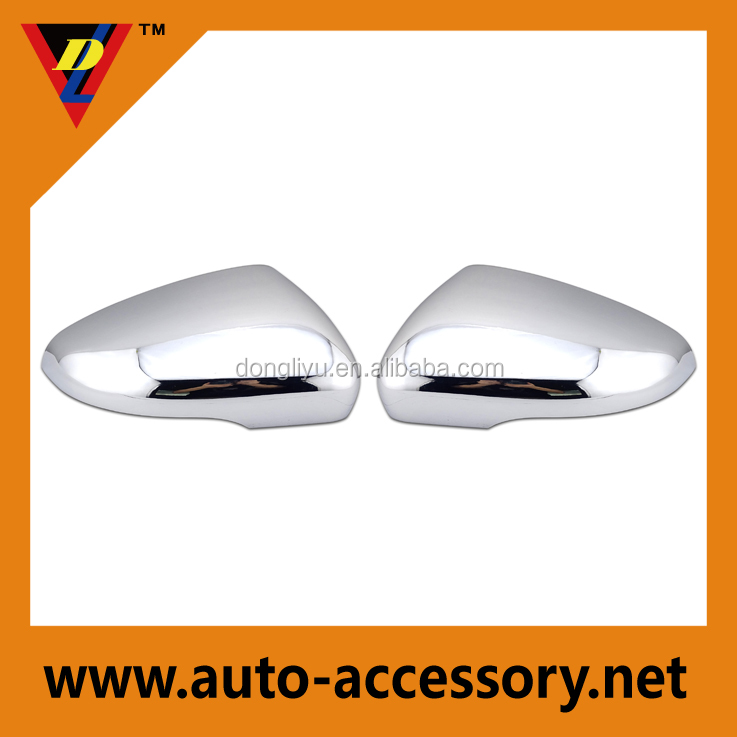 2007 2008 2009 2010 2011 2012 full chrome mirror cover for qashqai accessories