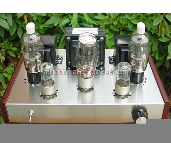 DIY FU7 Tabung 6N8P Audio Amplifier 10 W * 2 Kit