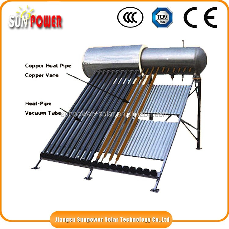 Portable Solar Water Heater : New launched products portable solar water heater from