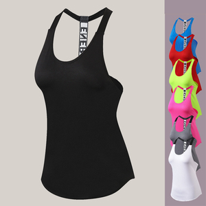 latest fancy tops gym products girls sexy white women raceback singlets tanktops weight vest ladies tank tops mens vest