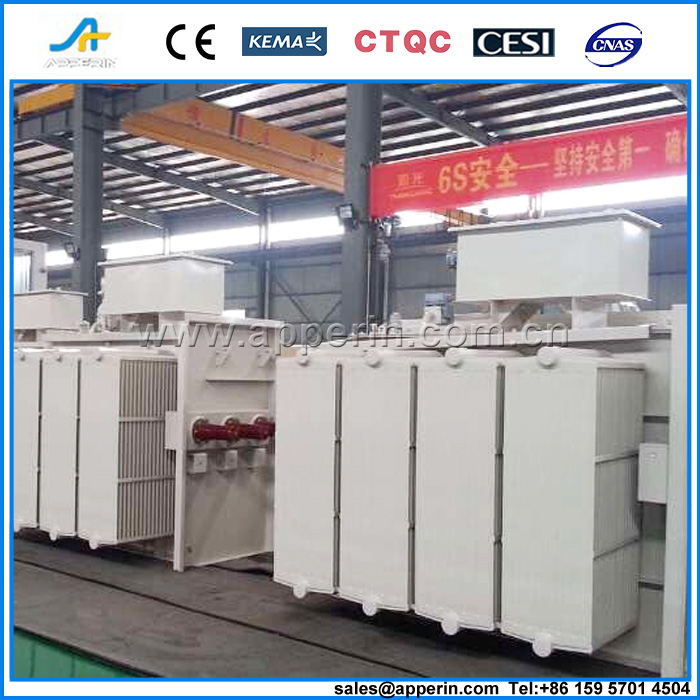 Photovoltaic transformer/Solar power plant transformer