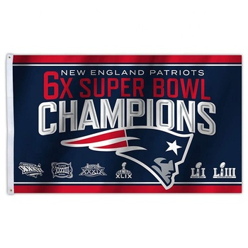 Low Price Polyester 3x5ft Other Size Outdoor New England Patriots Flag Custom National Flag