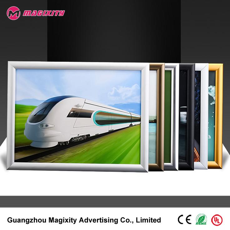 Guangzhou Großhandel Kunststoff Plakathalter Bilderrahmen B1 B2 ...