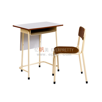 2018 Hot Selling School Furniture Classroom Student Desk And Chair Set