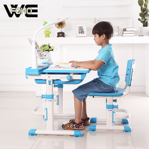 Child reading table writable desktop 3-18 years old kids adjustable ergonomic children desk and chair