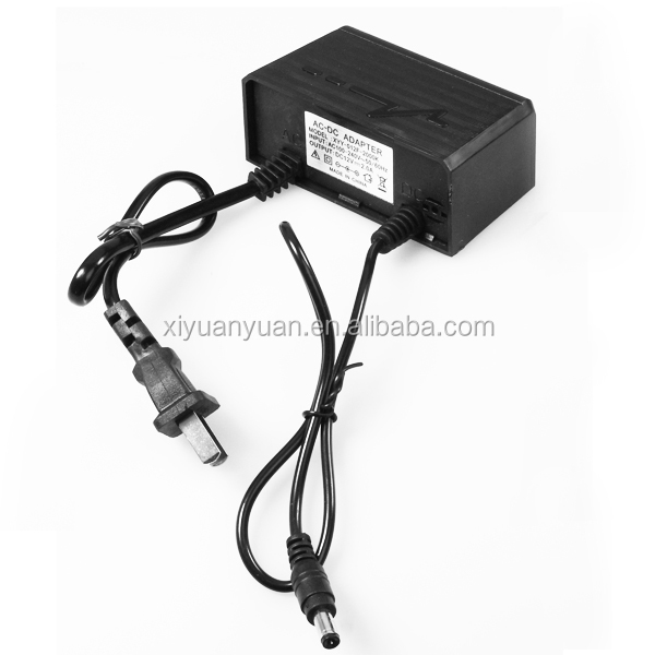 Dc 12v 2a Power Supply Adapter For Cctv Camera Hikvision Ip Camera ...