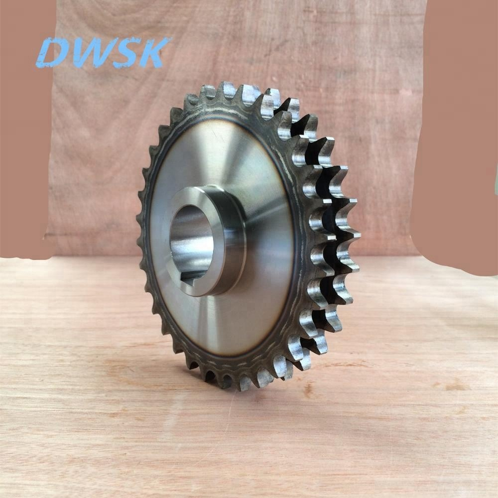 double chain sprocket type B