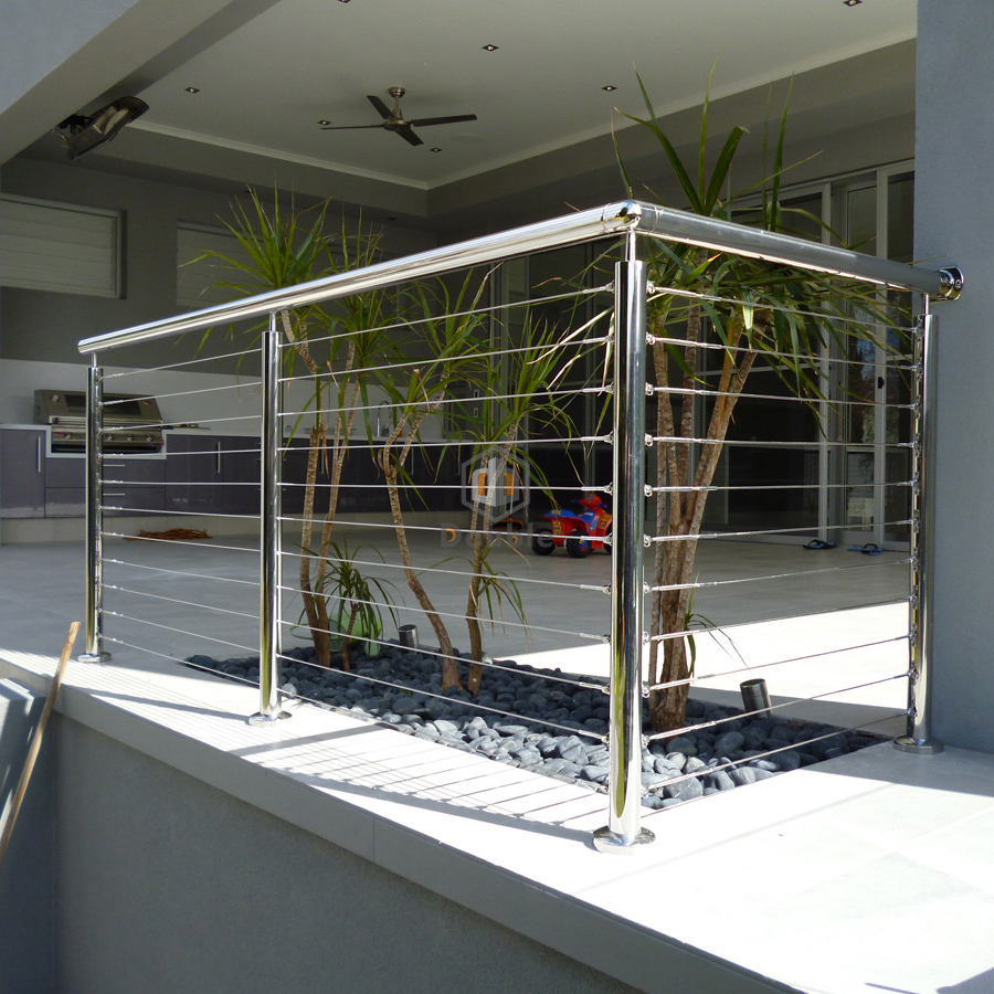 Cable Deck Railings, Cable Deck Railings Suppliers and Manufacturers ...