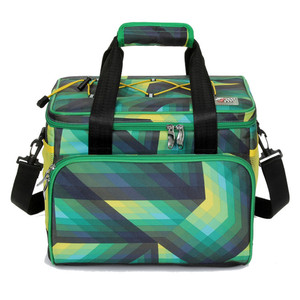 portable sublimation soft insulated food coolers warmer lunch bags