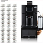 Top sales one touch espresso coffee machine ce gs rohs