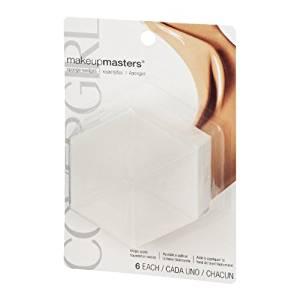 CoverGirl Makeup Masters Sponge Wedges - 6 ct