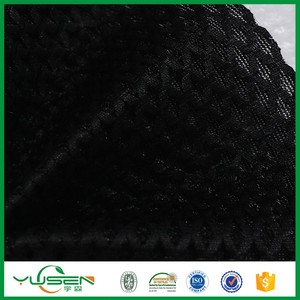 Factory supplier 100% polyester material 3D air mesh fabric for motorcycle seat cover