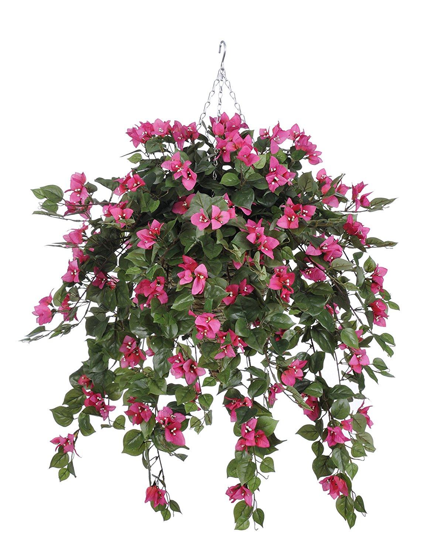 Buy House Of Silk Flowers Artificial Watermelon Bougainvillea In