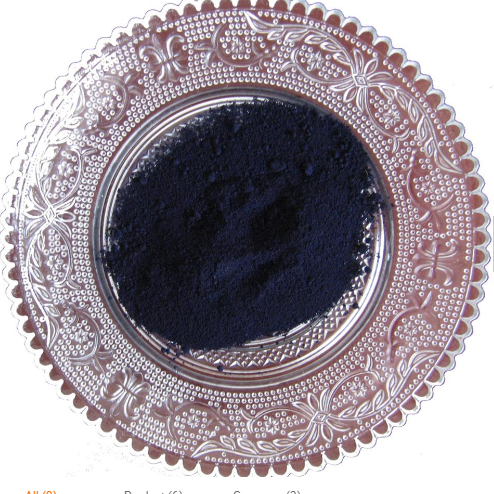 Direct Dyes Direct Copper Blue 2R for cotton/paper/wool/viscose fibre dyeing