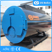 ZG Factory directly supply oil fired steam boiler one drum