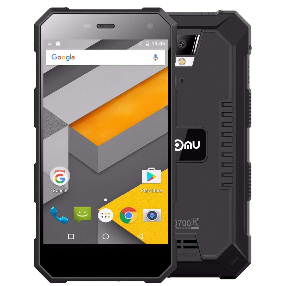 Special price NOMU S10 rugged mobile smartphone ip68 with MTK6737T&5.0''screen