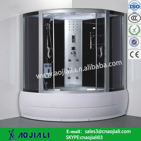 AJL-3820/3835 pinghu luxurious steam shower room manufacturer