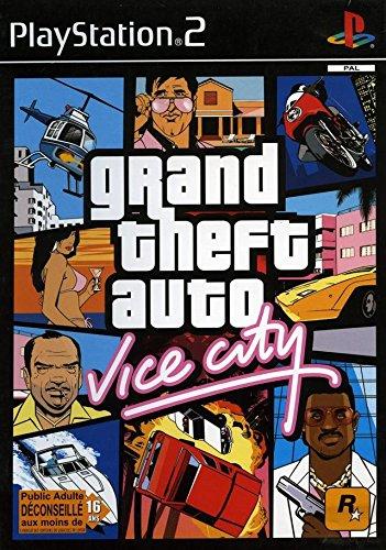 GTA : Vice City - platinum [Playstation 2]