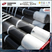 q235 mild oil pipeline and gas pipeline steel pipe
