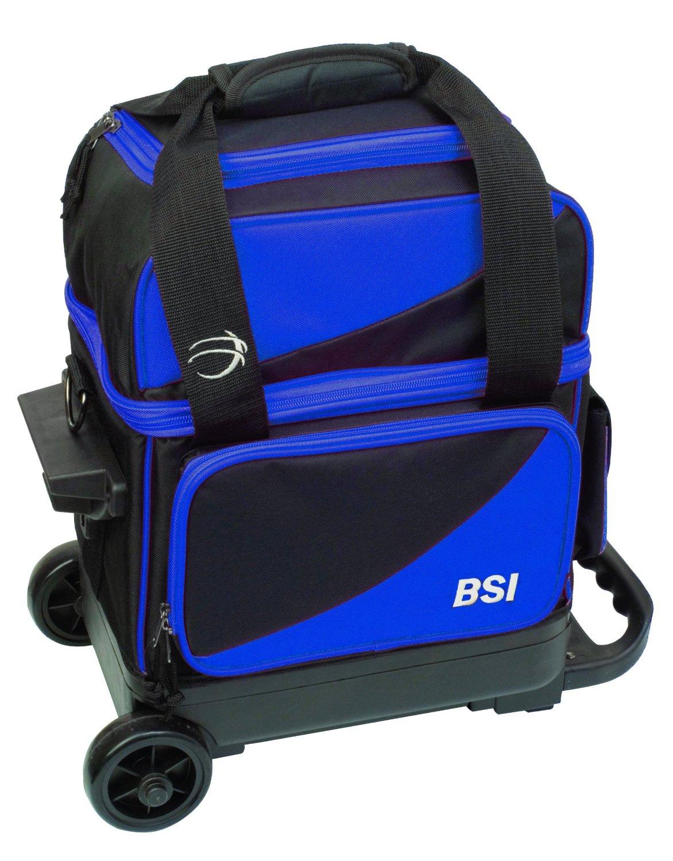 4bc9a3b0a0 Get Quotations · BSI Single Ball Roller Bowling Bag