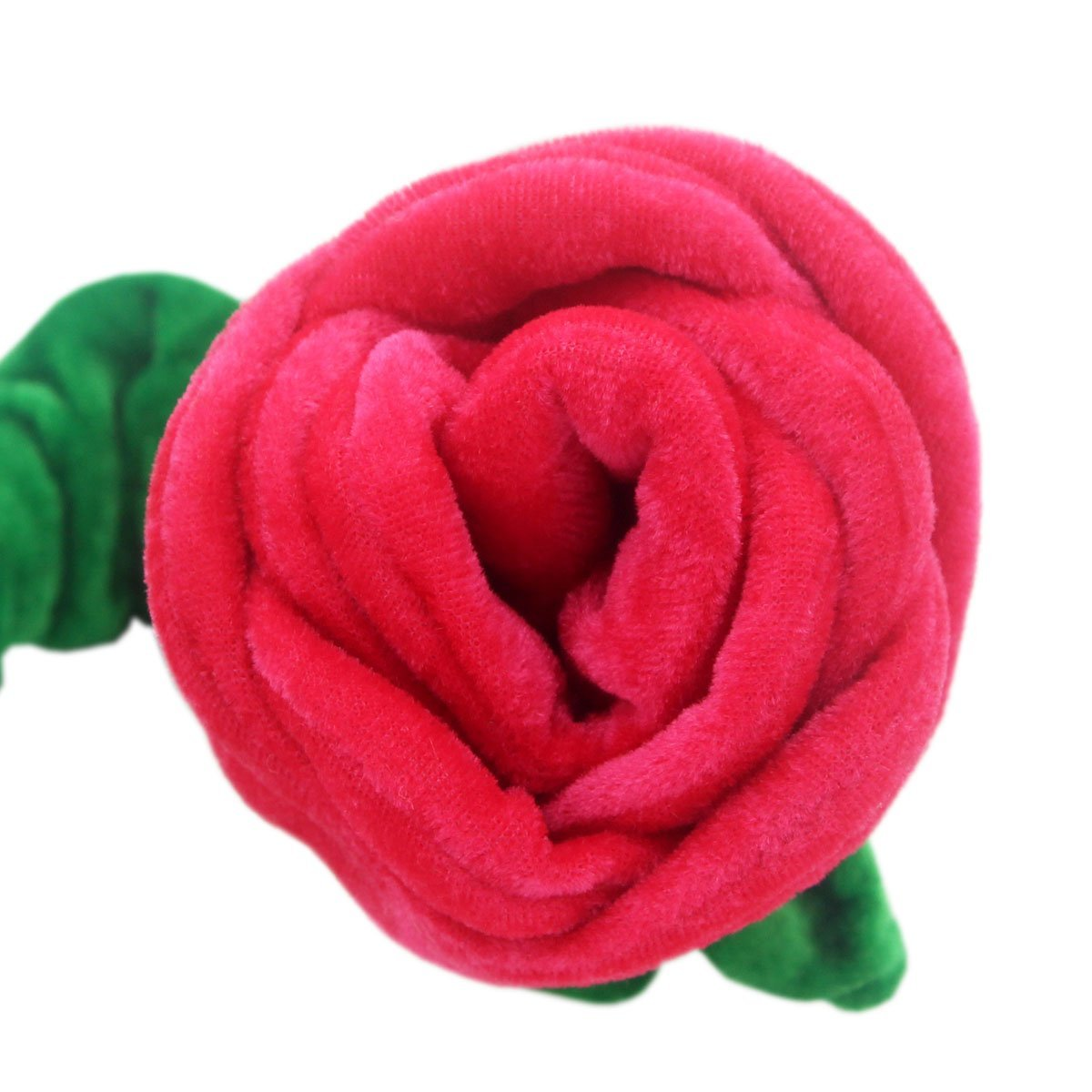 Cheap rose day flowers find rose day flowers deals on line at get quotations jesonn realistic artificial rose plush stuffed flowers for wedding lover valentines day rose izmirmasajfo