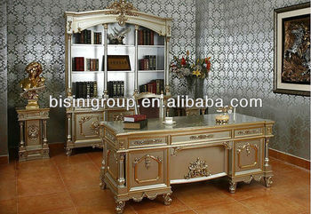Phenomenal European Style High Quality Office Desk Wood Executive Desk Exquisite Ornate Furniture For Office Bf08 0068 Buy Antique Office Furniture Luxury Download Free Architecture Designs Rallybritishbridgeorg