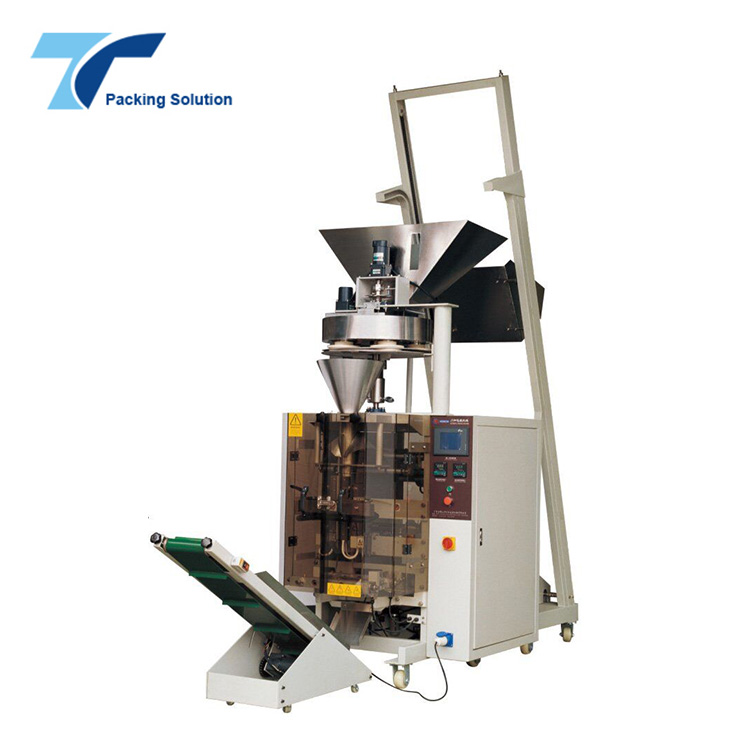 High Quality Automatic Degassing Valve Applicator Coffee Bean Packing Machine