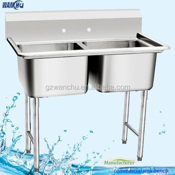 Inox Kitchen Sink : ... Kitchen Sink Work Bench,Inox Steel Commercial Kitchen Sink,Kitchen