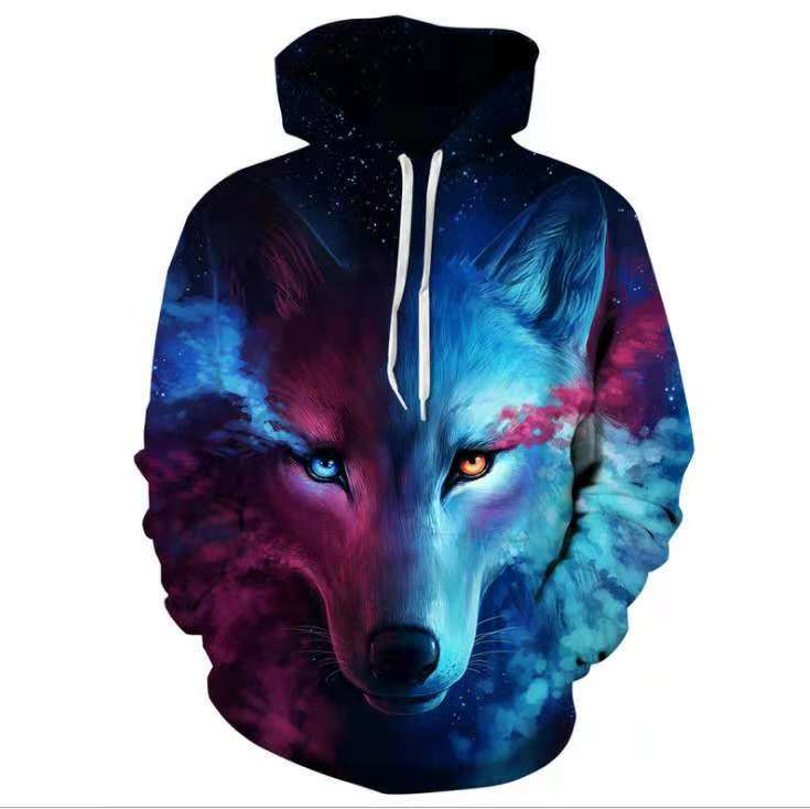 wholesale custom 3d printing with kangaroo pocket  plus size  Naruto hoodies sweatshirts for men