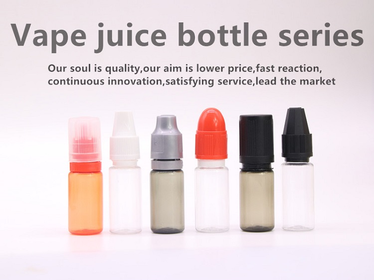 factory wholesale 20ml environmentally PE spray nasal plastic bottle