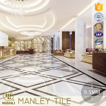 New 3d picture marble kajaria floor tiles prices buy marble look porcelain tile porcelain Kajaria bathroom tiles design in india