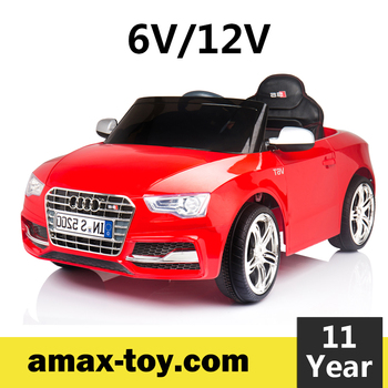 Audi S Vv Battery Powered Baby Race Car Electric Coupe - Audi 6v ride toy cars