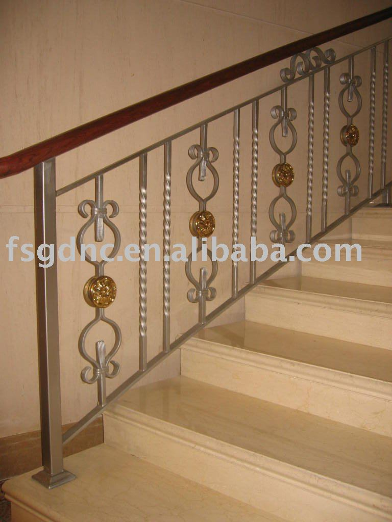 escalier en fer forg pour d coration rampes et mains courantes id de produit 338981301 french. Black Bedroom Furniture Sets. Home Design Ideas