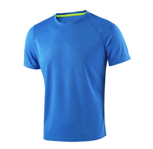 Unisex Running Shirt Short Sleeved Jogging Sportswear Fitness Gym T-Shirt