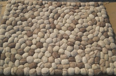 Pebble Rug Home Decor