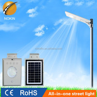 IP65 high lumen solar lights street led