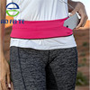 Outdoors Fitness Running Cycling Sports Flip Waist bag Waterproof Running Belt Pouch