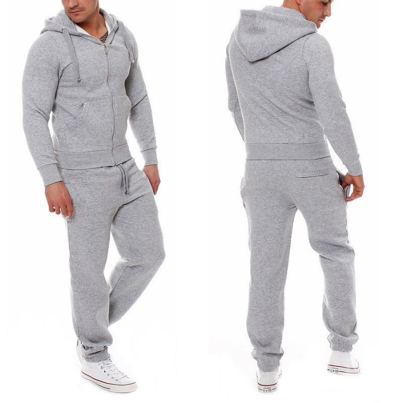 Men's Sport Apparel Jogger Clothing Set
