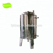 stainless steel hot water tank storage tank