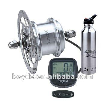 Keyde electric bicycle conversion kit e bike hub motor for 500w hub motor kit
