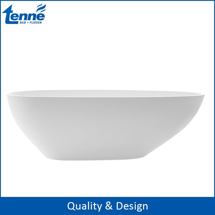 High Quality Artificial Stone Freestanding Bathtub