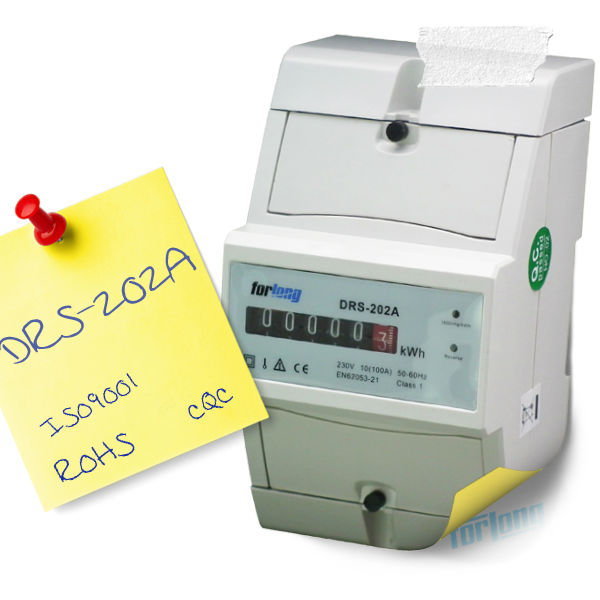 100A rf power meter for electric energy