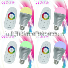 9w wifi smart light with Samsung SMD5050 chip,e14 e26 e27 wifi led bulb,ipad/iphone/Android control led light bulb