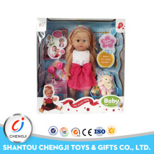 New fashion little lovely lifelike 16 inch new born baby dolls